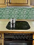 Spritzschutz Dekofolie Klebefolie Spritzschutzfolie selbstklebend Küche Küchen