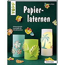 Papierlaternen (kreativ.kompakt): Stimmungsvolle Leuchtdeko für alle Jahreszeiten