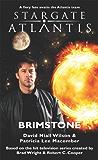 STARGATE ATLANTIS: Brimstone (English Edition)
