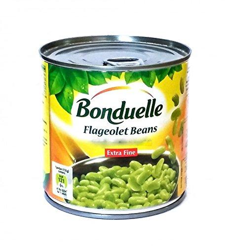 Bonduelle Flageolets Extra Fin Grüne Bohnenkerne in der Dose*