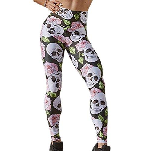 OverDose leggings mujer yoga deportivos fitness pantalones largos...
