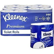 Kleenex 8484 Rollos de Papel Higiénico