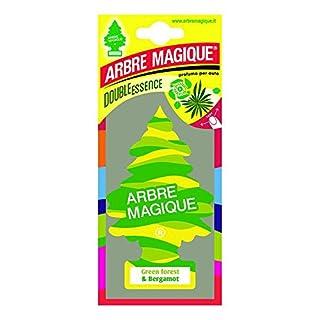 Abremagique 1710546 Lufterfrischer Wunderbaum Green Forest & Bergamot