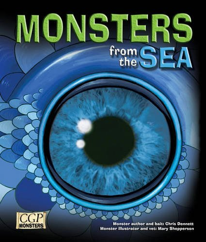 KS2 Monsters from the Sea Reading Book
