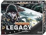 Z-Man Games ZM7172 Pandemic Legacy Season 2 ,Black Version, Brettspiel Englisch