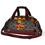 Karactermania Harry Potter Quidditch Gryffindor-Nomad Sports Bag Borsone, 57 cm, 13.5 liters, Rosso (Red)