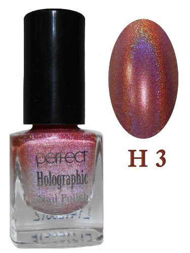 Vernis à ongles PERFECT Holographic 6,5 ml - couleur H3