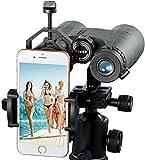 LFDHSF 10x42 Telefono Cellulare fotografando Il binocolo telescopio Portatile per la Fotografia di concerti da Campeggio all'aperto