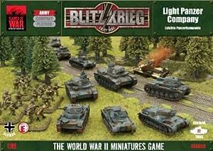 Light Panzer Company - Leichte Panzerkompanie