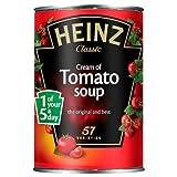 Heinz Cream Classic de Sopa de Tomate 400g x 24