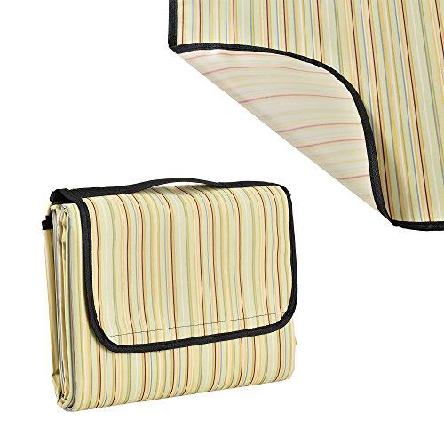 [casa.pro] Manta pícnic XXL - 200x190cm - Mantel