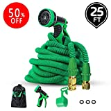 25' Garden Hoses Review and Comparison