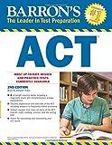 Barron's ACT (Barron's Act (Book Only))