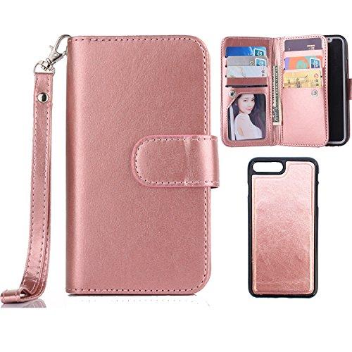 Negro Friday deals 2017iPhone 8plus funda tipo cartera, iPhone 7Plus funda de...