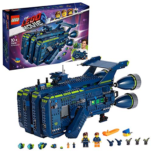 Lego - CONF_TLM2_Playtheme_14 Movie Jeux de Construction, 70839,...