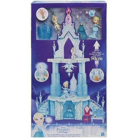 Disney Frozen B6253EU4 - Small Doll, Il Castello