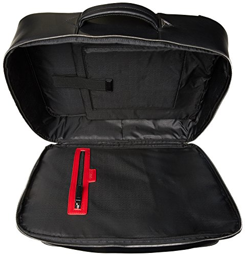 GUESS - Bags Backpack, Mochilas Hombre, Negro (Black), 18x45x34 cm (W x H L)
