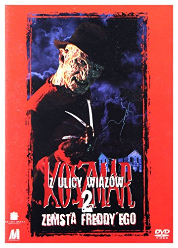 Nightmare on Elm Street Part 2: Freddy's Revenge, A [DVD] [Region 2] (IMPORT) (Keine deutsche Version)