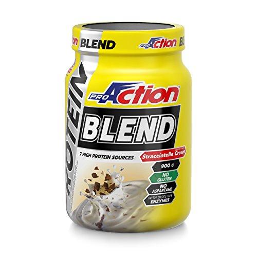 Proaction protein blend (stracciatella) - barattolo da 900 g