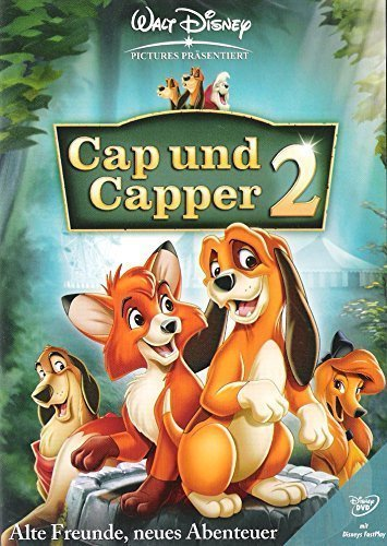 Cap und Capper 2 - Walt Disney [DVD] (2 Der Löwen König Dvd)