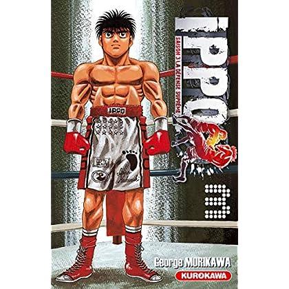 Ippo - saison 3, La défense suprême - tome 03 (03)