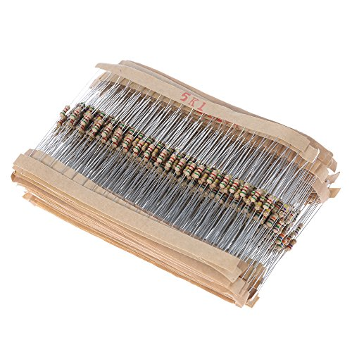 kkmoon-1000pcs-1-4w-50-values-1-ohm-to-1m-ohm-carbon-film-resistors-assortment-kit-electronic-compon