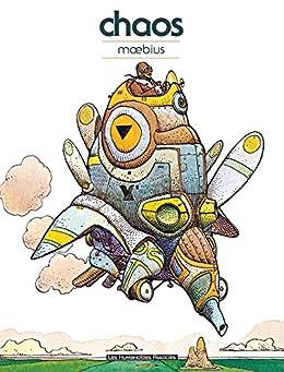 Moebius Oeuvres : Chaos - Recueil d'illustrations par [Moebius]