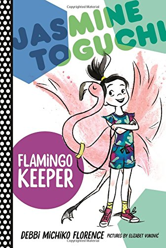 Jasmine Toguchi, Flamingo Keeper (Die American Doll Store)