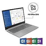 Lenovo Ideapad 330S-15IKB 81F500BXIN 15.6-inch Full HD Laptop (8th Gen I5-8250U/8GB DDR4/1TB HDD/Windows 10 Home/Office Home & Student 2016/4GB AMD Graphics), Platinum Grey