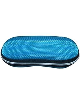 Hosaire Espectáculo de moda Zipper gafas caja de caja de vidrios de las gafas de sol Caja de Presión Resistentes...