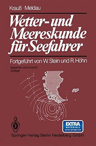 Wetter- und Meereskunde für Seefahrer (German Edition) (Amp Automotive)