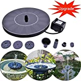 XM 7V schwimmende Wasserpumpe Solar Panel Gartenpflanzen Bewässerung Power Fountain Pool für Pflanzen zirkulierenden Sauerstoff Bewässerungspumpen