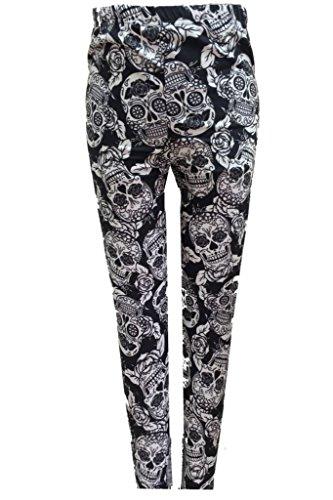 Home ware outlet -  Leggings  - Donna Skeleton legging L/XL