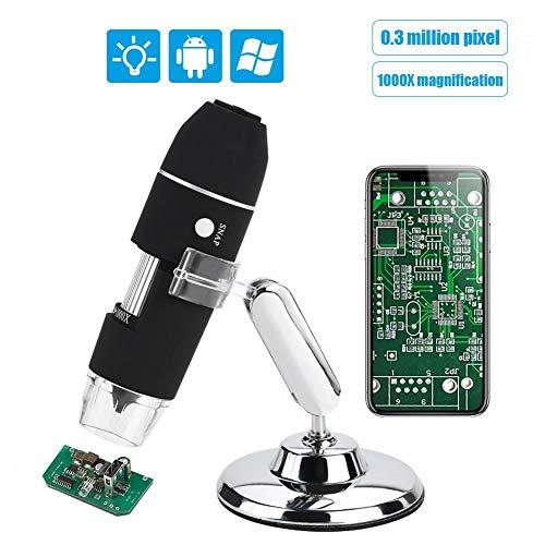 Akozon Microscopio USB