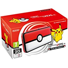 Nintendo Handheld Console - New Nintendo 2DS XL, Poké Ball Edition (Nintendo 3DS)