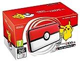 Picture Of Nintendo Handheld Console, New Nintendo 2DS XL, Poké Ball Edition (Nintendo 3DS)