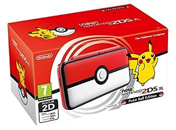 New Nintendo 2DS XL, Poké Ball Edition
