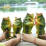 Poisson Pantoufle Créatif Simulation Chaussure Des poissons Tongues (240 mm)...