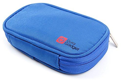 DuraGadget - blaue Hülle für Ihren Texas Instruments LPROFSOLAR Little Professor Solar Rechentrainer