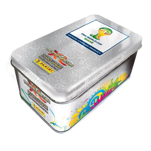 Adrenalyn XL FIFA World Cup Brazil 2014 Tin-Dose