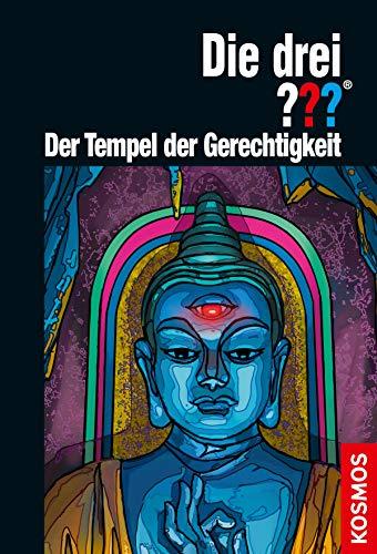 Die drei ??? Feuriges Auge 3: Der Tempel der Gerechtigkeit (drei Fragezeichen)