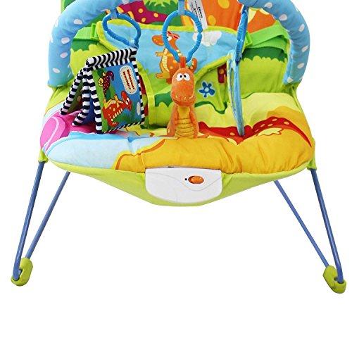 Babyfield Modelo Babylo Dino Hamaca Bebe multicolor - 4