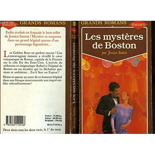 Les Mystères de Boston (Collection Grands romans)
