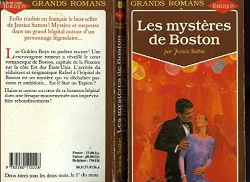 Les Mystères de Boston (Collection Grands romans) par  Jessica Sutton (Broché)