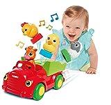 """TOMY """"Sortier' und Lern' Bauernhof Tiere"""" - hochwertiges Spielzeug für Kinder - ab 12 Monate hergestellt von Tomy"""