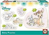 Educa 17755 Baby Puzzle Disney Tiere, andere, Norme