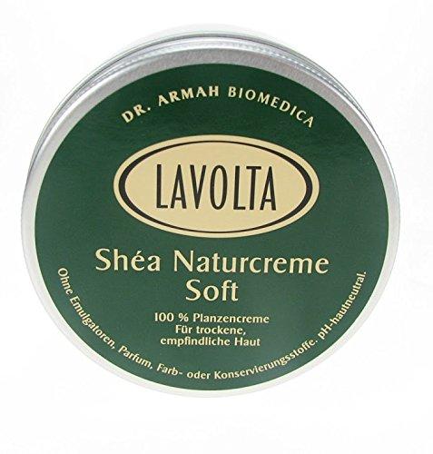 Lavolta Shea Naturcreme Soft, 75 ml