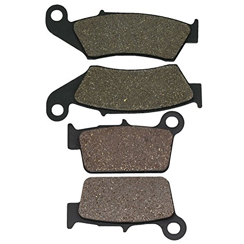 Kxf Kawasaki 450 (cyleto vorne und hinten Bremsbeläge für Kawasaki KX450F KX 450F KXF450KXF 450200620072008200920102011201220132014201520162017)