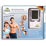 SaneoSPORT Muscle Training * ems machine * muscle toner * german brand quality * certified medical product