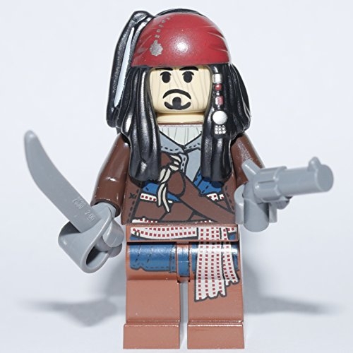 LEGO® Pirates of the Caribbean™ Minifigur Captian